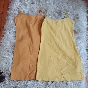 Dresses & Skirts - 2 Bodycon Dresses S